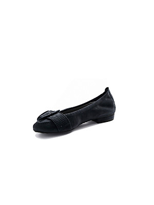 Kennel & Schmenger - Ballerina aus feinstem Ziegenveloursleder