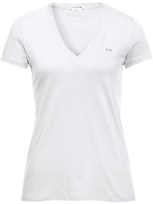 Lacoste - V-Shirt mit 1/4-Arm