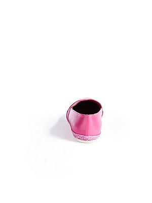 Ledoni - Slipper aus feinem Ziegennappaleder