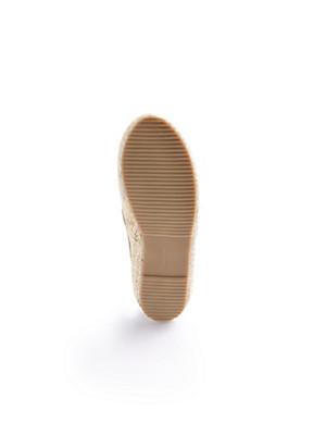 Ledoni - Slipper aus feinstem Ziegenveloursleder