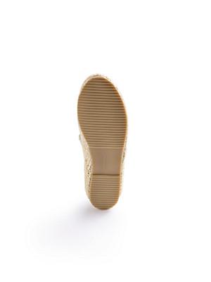 Ledoni - Slipper aus Kalbsnubukleder