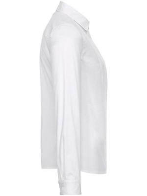 Looxent - Bluse mit kleinem Kragen
