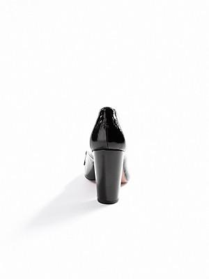 Looxent - Pumps aus feinem Ziegenlackleder