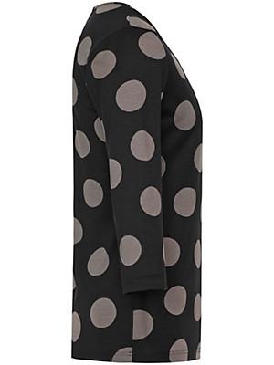 Looxent - Rundhals-Shirt mit 3/4-Arm aus edlem Jersey