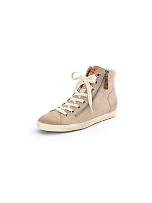 Paul Green - Knöchelhoher Sneaker aus softem Ziegennubukleder