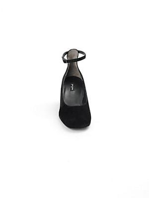 Paul Green - Pumps aus feinem Ziegenveloursleder