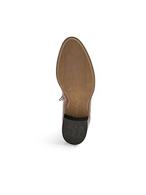 Paul Green - Schlichte Stiefelette aus feinem Kalbsnappaleder