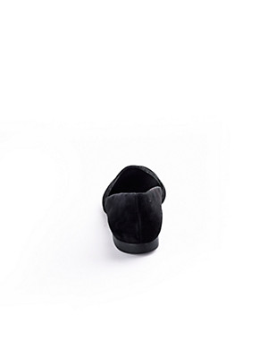 Paul Green - Slipper aus Ziegenveloursleder