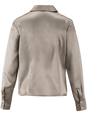 Peter Hahn - Bluse aus reiner Seide