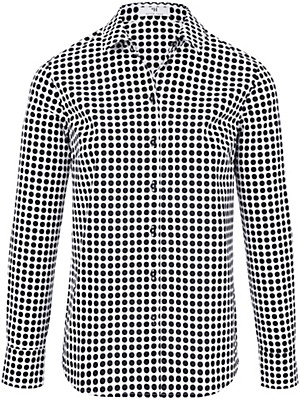Peter Hahn - Bluse in 100% Baumwolle