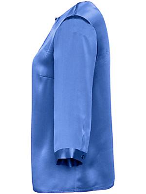 Peter Hahn - Bluse mit 3/4-Arm aus 100% Seide