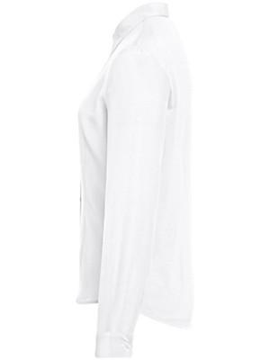 Peter Hahn - Bluse mit Hemdkragen
