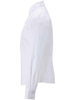 Peter Hahn - Bluse mit Stehkragen