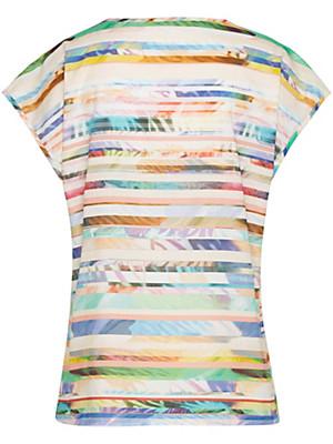 Peter Hahn - Blusen-Shirt in 100% Baumwolle