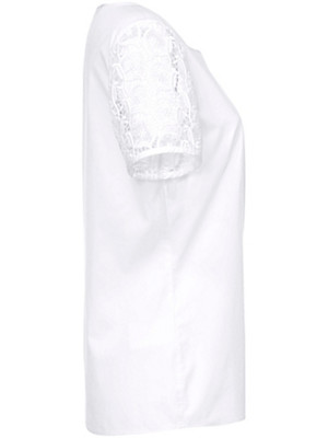 Peter Hahn - Blusen-Shirt mit 1/2-Arm