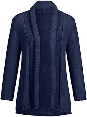 Peter Hahn - Cardigan mit 3/4-Arm