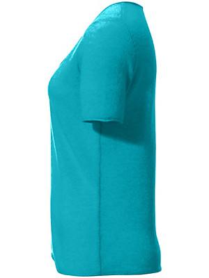 Peter Hahn Cashmere - Kaschmir-Pullover aus 100% Kaschmir mit 1/2-Arm