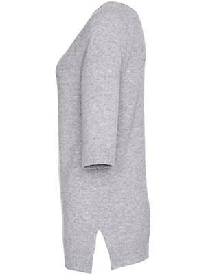 Peter Hahn Cashmere - Pullover mit 3/4-Arm aus reinem Kaschmir