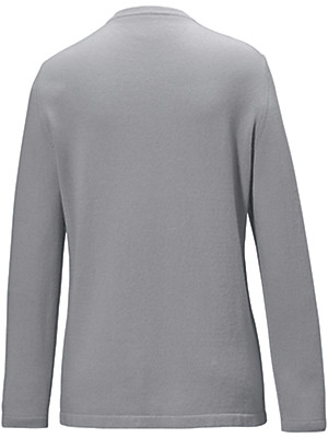 Peter Hahn Cashmere - Rundhals-Pullover aus 100% Kaschmir – Modell ROSAL