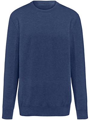 Peter Hahn Cashmere - Rundhals-Pullover – Modell RALPH aus 100% Kaschmir
