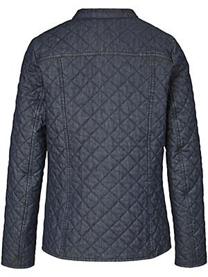 Peter Hahn - Jeans-Steppjacke 100% Baumwolle