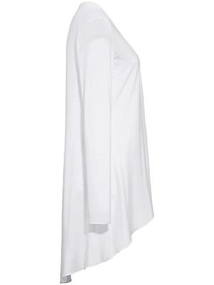 Peter Hahn - Jersey-Jacke in verschlussloser Form