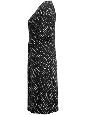 Peter Hahn - Jersey-Kleid mit Rundhals-Ausschnitt und 1/2-Arm