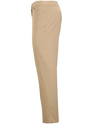 Peter Hahn - Knöchellange Hose mit Formbund