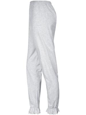Peter Hahn - Lange Hose aus 100% Baumwolle