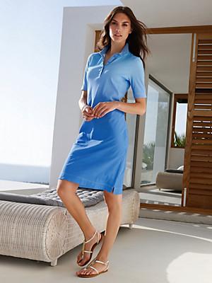 Peter Hahn - Polo-Kleid mit 1/2-Arm
