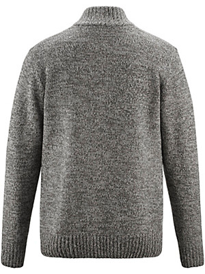 Peter Hahn - Pullover mit Stehbundkragen