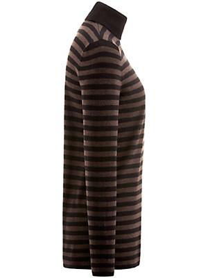 Peter Hahn - Rollkragen-Pullover aus 100% Schurwolle