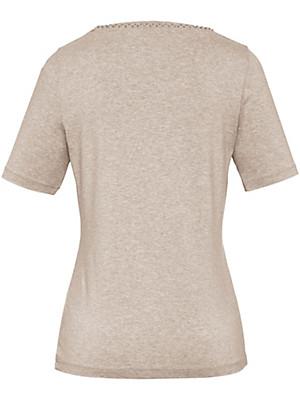 Peter Hahn - Rundhals-Shirt mit 1/2-Arm