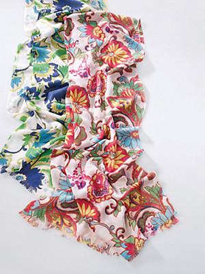 Peter Hahn - Schal aus kostbaren Naturfasern