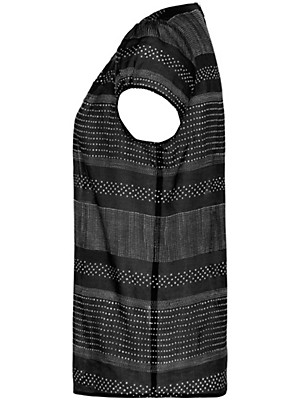 Peter Hahn - Shirt-Bluse aus 100% Baumwolle