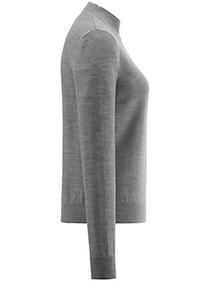 Peter Hahn - Stehkragen-Pullover mit 1/1-Arm