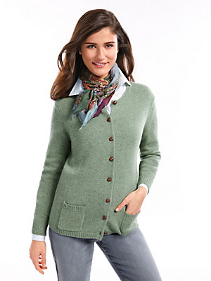 Peter Hahn - Strickjacke – Modell DIANA
