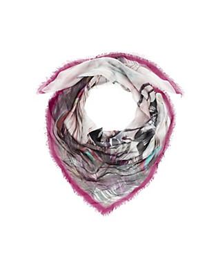 Peter Hahn - Tuch mit kunstvoll gestaltetem Dessin