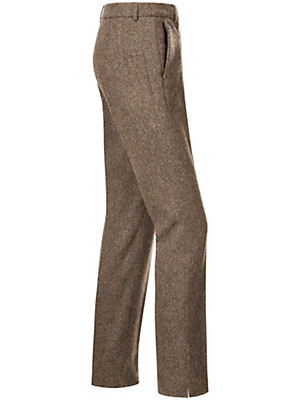 Peter Hahn - Tweed-Hose aus hochwer­tigem Mater