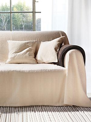 Peter Hahn - Überwurf für Couch und Bett, ca. 270x250cm