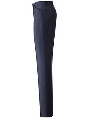 Raphaela by Brax - Flanell-Hose mit seitlichem Dehnbund