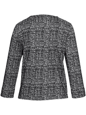 Rössler Selection - Jersey-Jacke mit 7/8-Arm