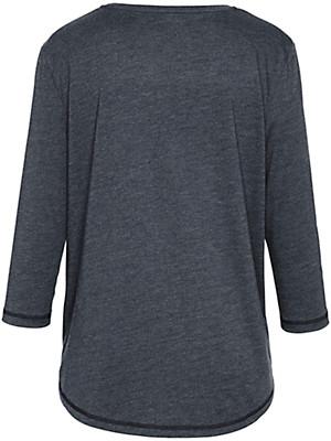 Samoon - V-Shirt mit 3/4-Arm