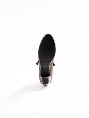 Scarpio - Ankle-Boot in Ziegenveloursleder
