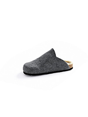 Scarpio - Filz-Pantolette