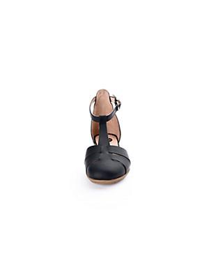 Softwaves - Sandale aus Kalbsnappaleder