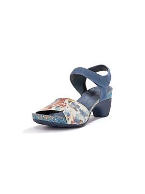 Think! - Sandale mit extravagantem Absatz