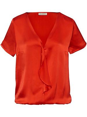 Uta Raasch - Bluse aus 100% Seide mit 1/2-Arm
