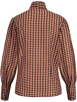 Uta Raasch - Bluse mit Stehkragen
