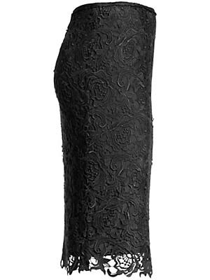 Uta Raasch - Eleganter Spitzen-Rock in kürzerer Form